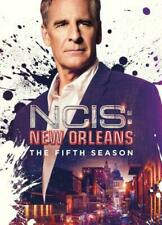 NCIS:New Orleans:The Complete Fifth Season 5 Five(DVD,2009,6-Disc Set)