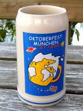 Oktoberfest München, offizieller Maßkrug, Maß, von 2001