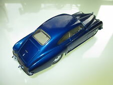 "Bentley ""R"" Type en azul Bleu Blue Metallic, Matchbox Dinky dy-13 aprox. 1:43!"