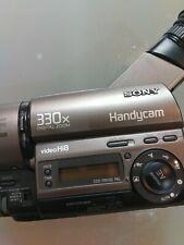 Sony hi8 CCD Tr515E
