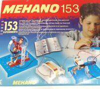 Mehano Science 153 Electricité & Magnétisme Set de Jeux