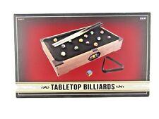 Tabletop Billiards Pool Table