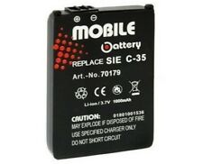 1000mAh Akku für Siemens Gigaset 4010 micro schnurlos Telefon Accu Battery