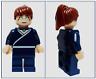 LEGO AVATAR KATARA Minifigure NEW FROM SET 3829 minfig