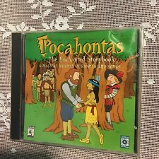 Pocahontas: The Enchanted Storybook: A Magical Journey of Stories & SONGS