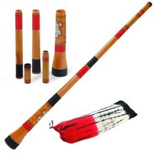 Didgeridoo de voyage démontable, travel didgeridoo