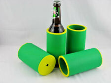 4er Set Getränkekühler 0,5l Flasche - Bierkühler - Neoprenkühler - passgenau