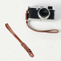Genuine Leather Digital/SLR Camera Wrist Strap Hand Grip for SLR DSLR Camera