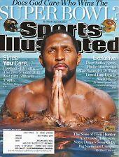 Ray Lewis--2013 Sports Illustrated--Baltimore Ravens