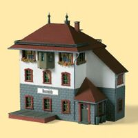 SH Auhagen 11373 Stellwerk Neumühle Bausatz HO