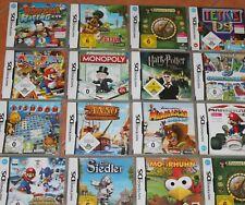 --- Nintendo DS / 2DS / 3DS Spiele - Große Auswahl / Sammlung / OVP ---