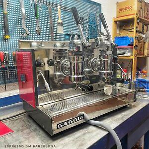 Gaggia Orione vintage lever espresso machine