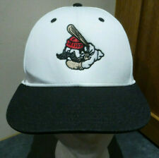 Williamsport Crosscutters Old Logo Embroidered S/M Fitted Hat Cap MILB Minor MLB