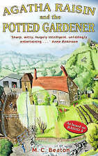 Agatha Raisin and the Potted Garden by M. C. Beaton (Paperback, 2005)