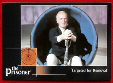 THE PRISONER Auto Series - Vol 1 - ANDRE VAN GYSEGHEM - Card #30 Cards Inc 2002