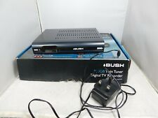 Bush BU11FVRSD32/X Freeview+ 320GB Twin Tuner Digital TV Recorder Box