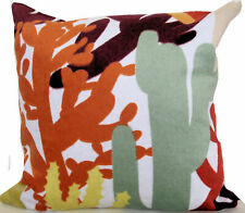 MISSONI HOME CUSHION COVER CACTUS GARDEN COLLECTION TERRY KIP 156 INDOOR OUTDOOR