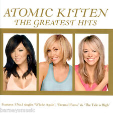 ATOMIC KITTEN ( NEW SEALED CD ) THE GREATEST HITS / VERY BEST OF