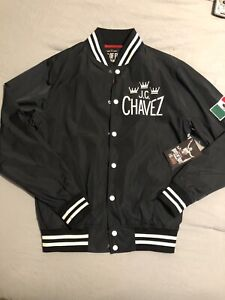 AUTHENTIC Julio Cesar Chavez Boxing Roots Of Fight Jacket Mens Small NEW NWT