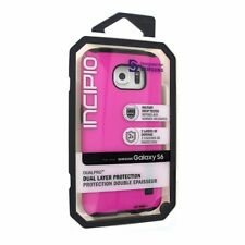 Incipio DualPro Case for Samsung Galaxy S6 Pink and Gray SA-620-PCH
