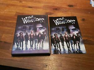 The Warriors (DVD, 1979, 2000 / 2001) Widescreen. Complete W/Insert. Excellent