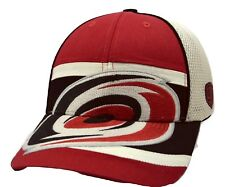 9bcf0b44fdd Carolina Hurricanes Old Time Hockey NHL Eclipse One Size Stretch Fit Cap Hat