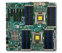 Supermicro X9DR3-LN4F+ Motherboard Dual Socket LGA 2011 Xeon Enhanced E-ATX