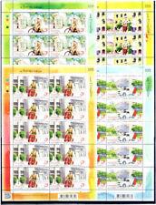 THAILAND 2018 Thailand Post F/S 4(3b x 10)