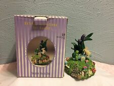 VTG Animated See Saw Music Box Easter parade