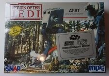 AT-ST All-Terrain Scout Transport 1992 STAR WARS Snap Model Kit ERTL / MPC MISB