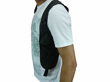 Homme aisselles antivol Holster noir à bandoulière épaule Fashion Sac de voyage