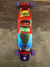 Riviera Complete Longboard Skateboard Gullwing Trucks Remember Collective Wheels