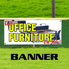 All Office Furniture On Sale! Business Advertising Promotional Vinyl Banner Sign