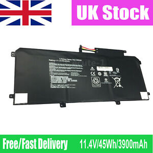 REPLACEMENT C31N1411 BATTERY FOR ASUS ZENBOOK UX305CA 11.4V 45WH 0B200-01180000M
