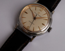Girard Perregaux Vintage Manual Wound Movement - rare, collectors watch