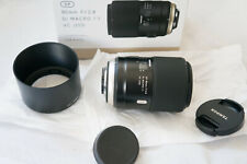 Tamron 90mm F/2.8 SP Di Macro G2 für Nikon