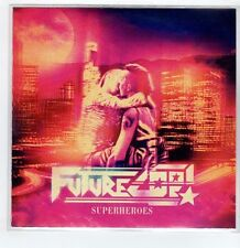 (GS284) Futurecop!, Superheroes - DJ CD