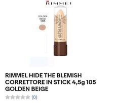 Rimmel HIDE THE BLEMISH. 105 GOLDEN BEIGE