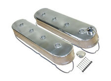 Chevy LS1 LS3 LS6 V8 Fabricated Aluminum Valve Covers - No Coil Mounts