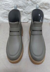 Hunter. UK 8. Brand New Short Wellington Boot. Brand New £125. Loafer style
