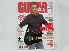 Guitar World Eddie Van Halen Special Collector Cover 1 of 4 Guns n Roses 2009