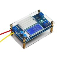 12A Step Down Power Supply Module LCD Display Adjustable Buck Adapter DC-DC