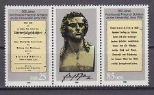 DDR East Germany 1989 ** Mi.3254/55  Friedrich Schillers   University Jena