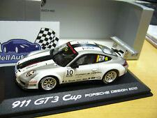 PORSCHE 911 997 GT3 Cup Design #10 Präs. 2010 PMA Minichamps 1:43