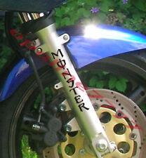 STICKER AUTOCOLLANT MONSTER POLY CARENAGE MOTO 20 cm