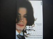 Michael Jackson/Black or White - Die ganze Geschichte wie neu/Buch