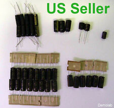 Dell Precision 650 Motherboard Capacitor Full kit