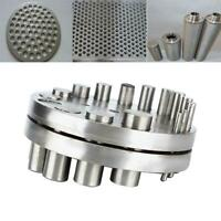 Punch Disc Hole Sheet Metal Steel Cutter Round Punching Die Tool Puncher