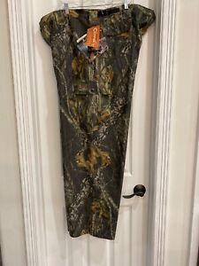 ScentLok Savanna Lightweight Pants Mossy Oak Break-Up Size 3XL Deer Hunting