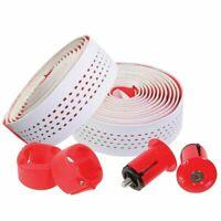 "Genetic ""Perfect Tape"" - White/Red perforated - (Deda Presa) - RRP £22.99"